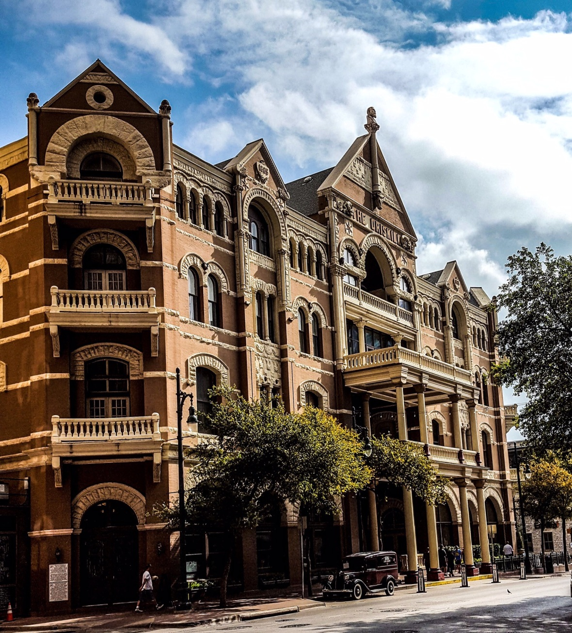 Places to visit in Austin the driskill austin hotels best places to travel alone in the us