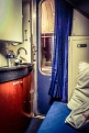 Amtrak bedroom sleeper train