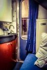 Amtrak bedroom sleeper train