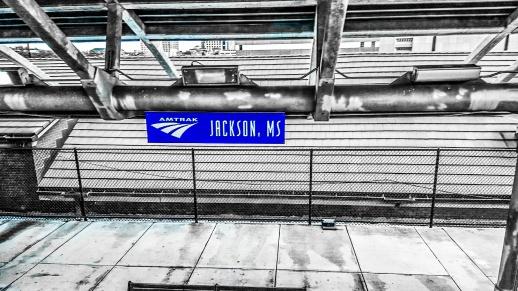 Amtrak station Jackson Mississippi