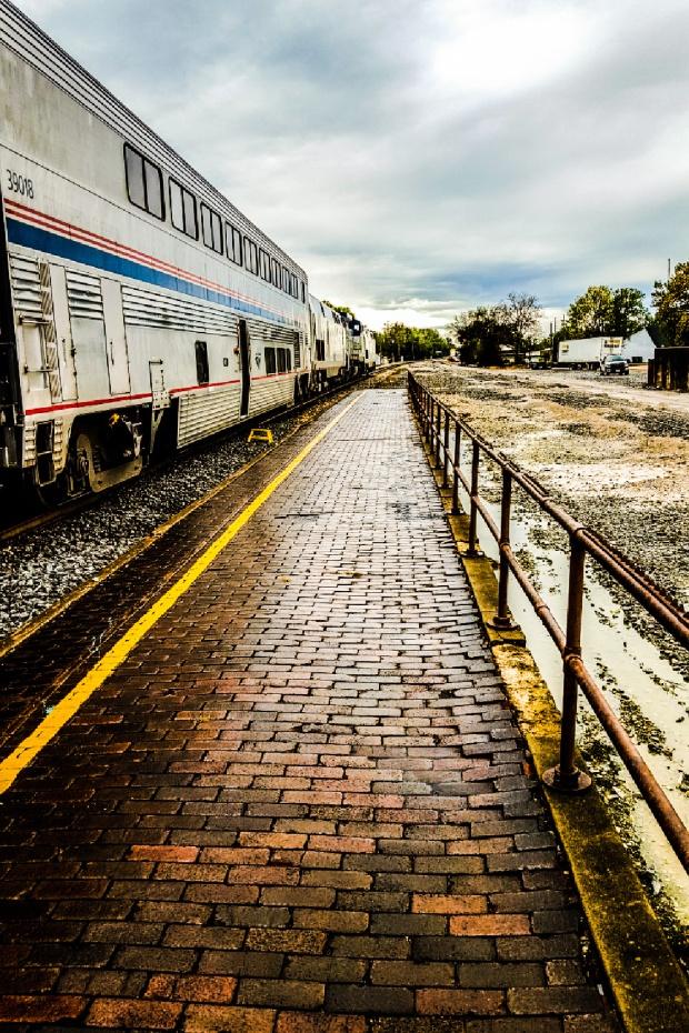 Greenwood Mississippi Amtrak station