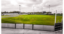 John Ryan stadium Metairie Louisiana
