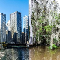 Chicago to New Orleans by train - 19 hours of Amtrak fun!