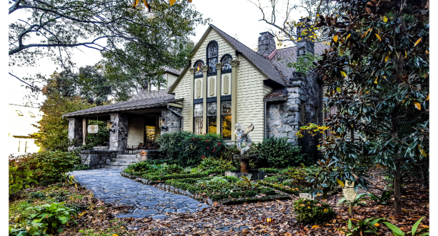 Stonehurst Place Bed and Breakfast Atlanta Georgia