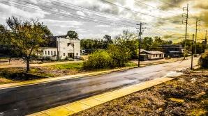Road Jackson Mississippi usa