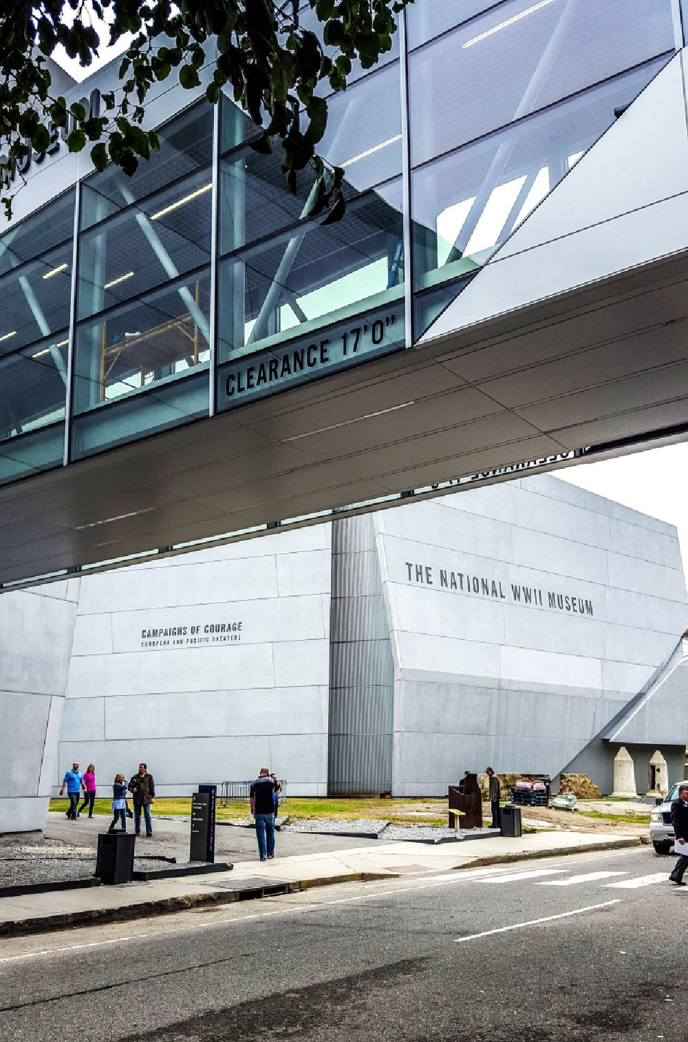 tourist attractions in usa national world war II museum new orleans