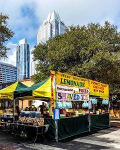 Pecan street festival Austin