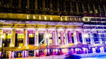 Union Station Chicago Illinois