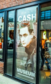 pictures of nashville tennessee johnny cash museum